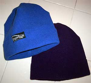 Hats made by Boardwarm for Brundage
